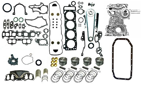 Compleat Master Engine Rebuild Kit