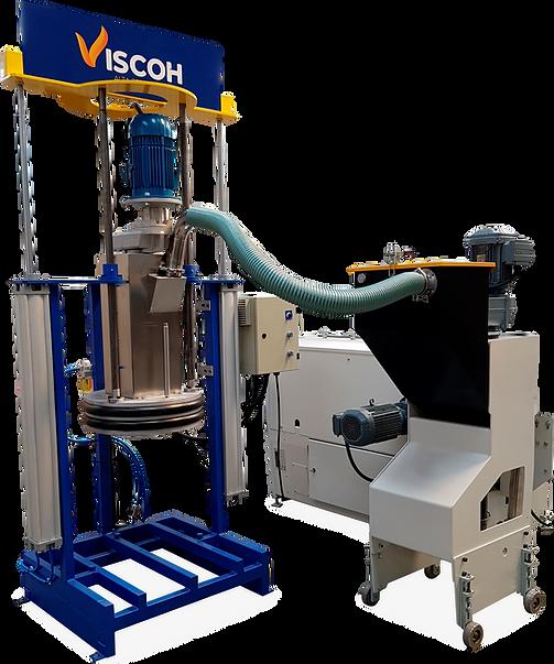 Viscoh - Alimentador Automático de Press