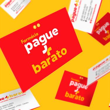 Farmácia Pague + Barato
