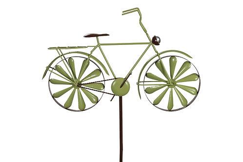 Trädgårdsstick Cykel Grön