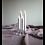 Thumbnail: LED Antikljus 15cm 2-pack