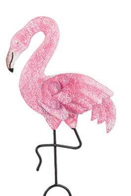 Flamingo hamrad plåt