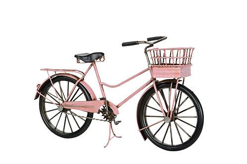 Damcykel rosa