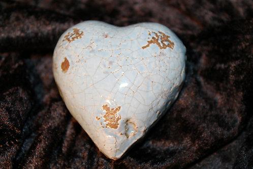 Blått hjärta