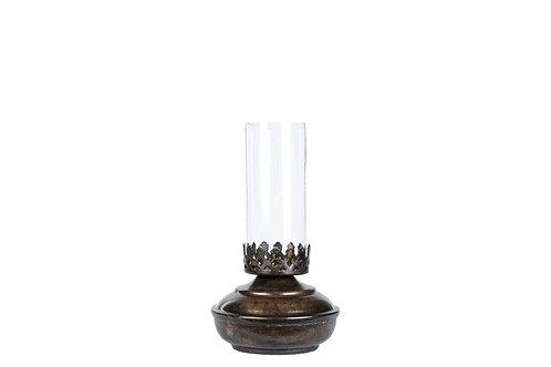 Lampa/Värmeljus Brun