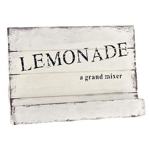 Bokstöd/bokhållare Lemonade