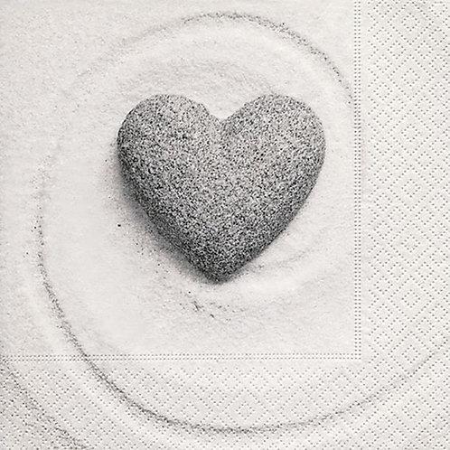 Servett hjärta