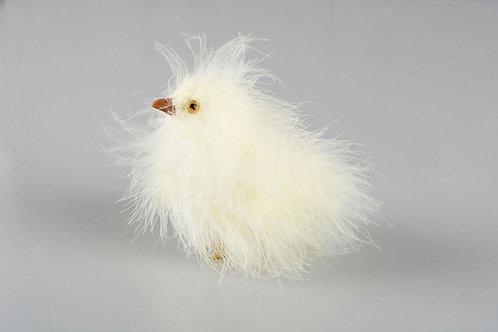 Kyckling Fluff Gul
