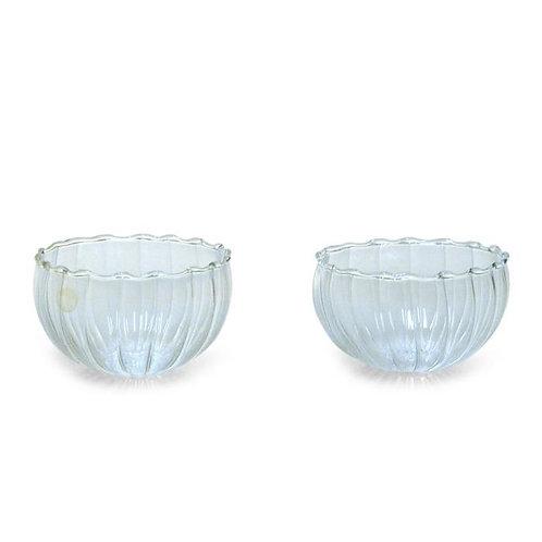 Flytkoppar glas