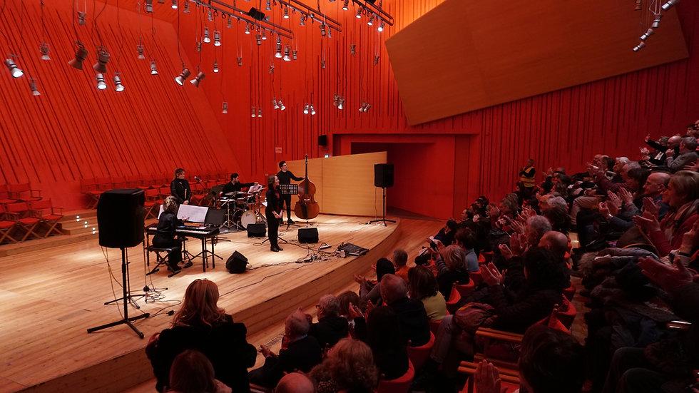 Live _ Auditorium del Parco, L'Aquila, I