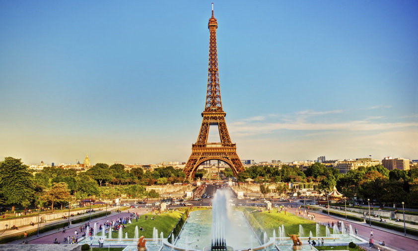 PARIS, BENELUX E VALE DO RENO