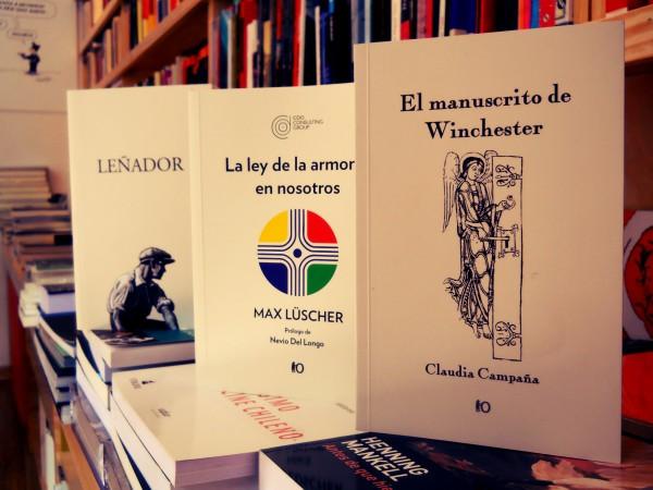 Libros Orjikh en Librería Lolita