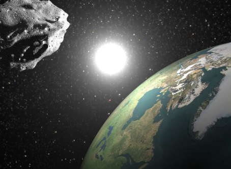 Are We in Danger: Death by Asteroid?