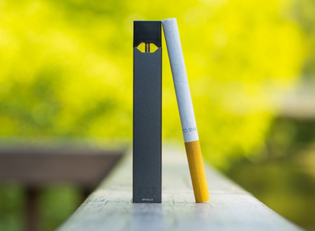 A possible tool to fight JUUL? - PIS Research Article
