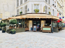 Louise café - brasserie - salon