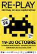 Conférences au Re-Play Festival