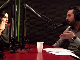 Interview chez Radio Zerosix