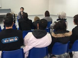 Conférences au salon du manga de Draguignan