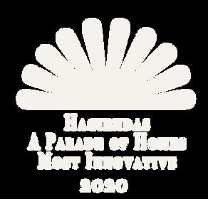 Hacienda Award icon_soft Most Innovative
