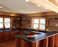 EcoNest Kitchen New Build