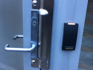 Door Blocker Plates