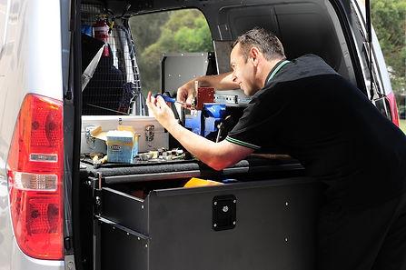 Locksmith Glebe Mobile Workshop