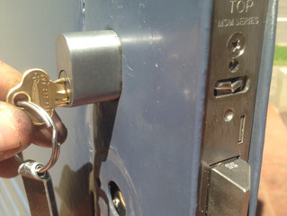 Outdoor Lock Care - Mailboxes, Gates, Garage