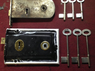Old Style Mortice Lock Keys and Repairs - Locksmith Inner West