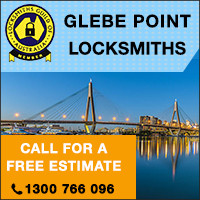 Locksmith Glebe ready for great prices!!