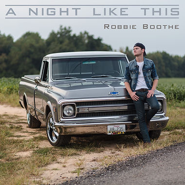 A Night Like This Album Cover