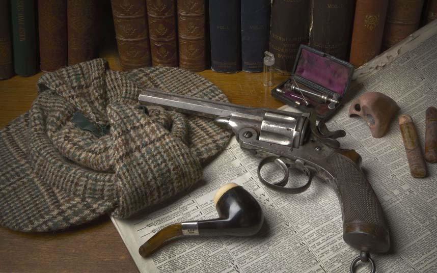 Sherlocks Holmes Office