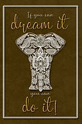 6x9_Cream_150 If you can dream it 33 whi