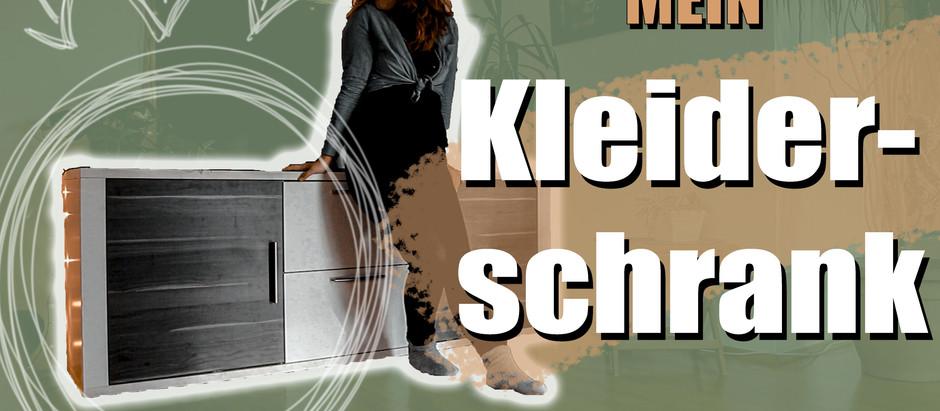 MINIMALISMUS im KLEIDERSCHRANK | Mein kleiner minimalistischer Kleiderschrank