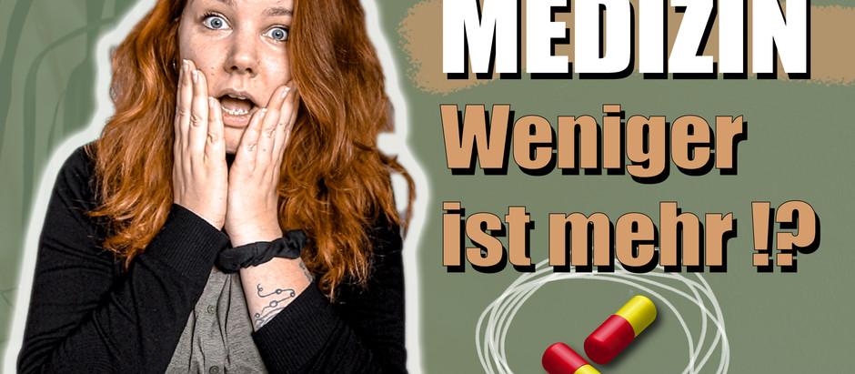MEDIKAMENTE Minimalismus   Nie wieder krank OHNE Medikamente?