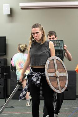 She Kills Monsters Rehearsa