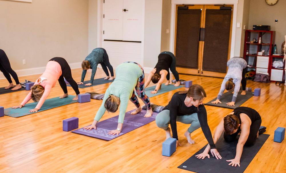 Sandy Raper Yoga
