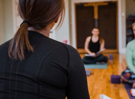 Next Steps After Yoga Teacher Training