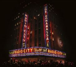 Joe Bonamassa: Live At Radio City Music Hall Review
