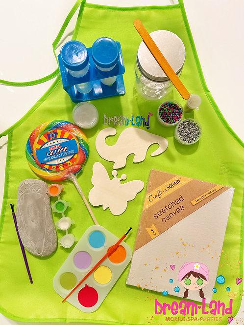 Slime & crafts kit