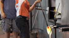 Artist in Residency at The Corning Museum of Glass