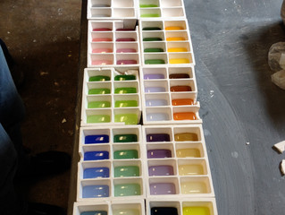 Haystack Mountain School of Crafts: Session 2 (June 22nd-July 4th) 2014