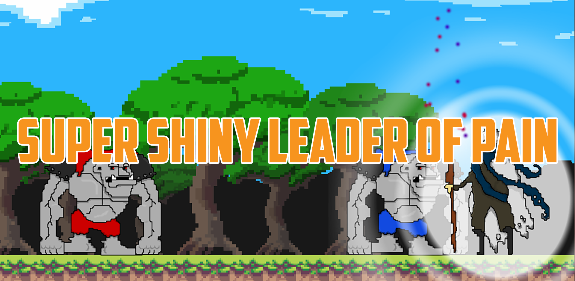 Super Shiny Leader Of Pain