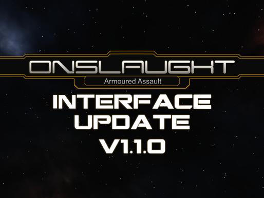 OAA - 1.1.0 - Interface Update Changelog
