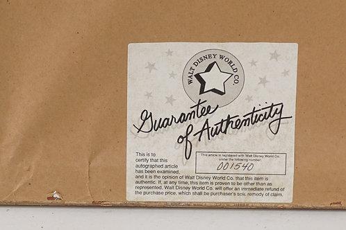 Henry Fonda Picture And Original Autograph - Walt Disney