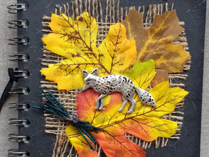Autumn Fox Journal