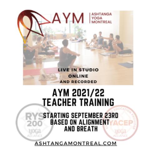 TEACHER TRAINING 2021-22