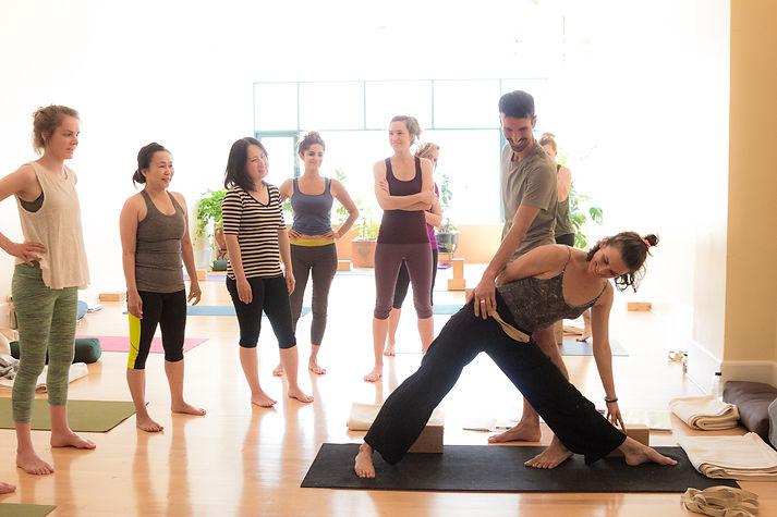 Teacher Training Ashtanga Yoga Montreal