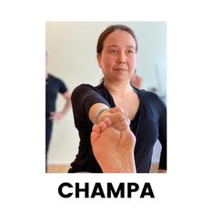 Meet Champa