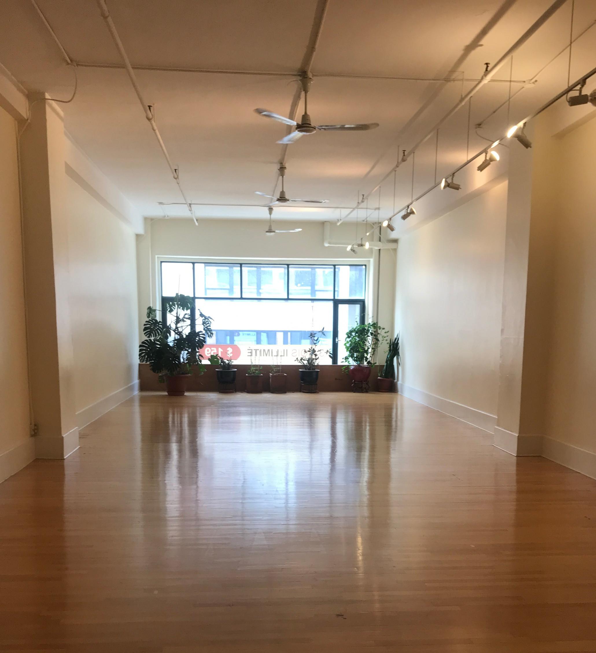 The Intimate Studio