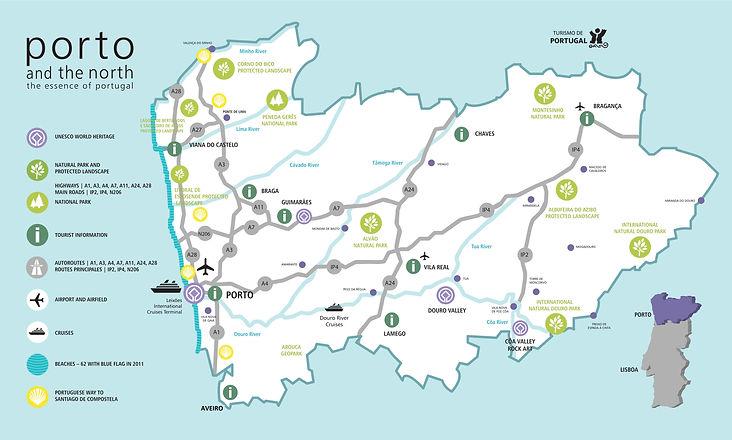 Auto Tours Norte de Portugal